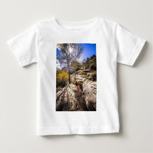 Sunlit Tree Baby T-Shirt