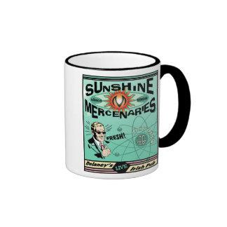 sunmerc flyer (fresh) ringer coffee mug