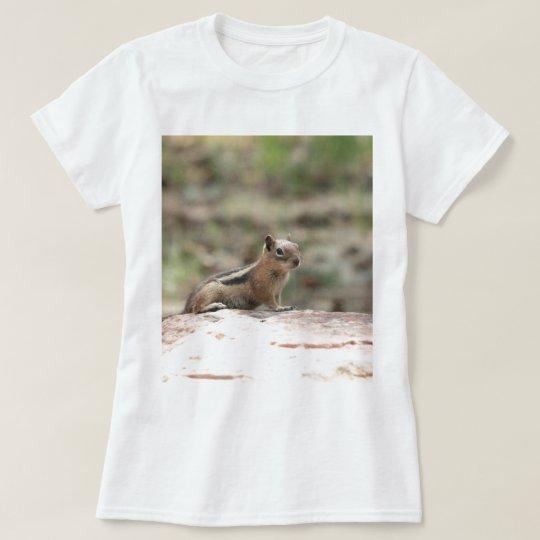 Sunning Ground Squirrel T-Shirt
