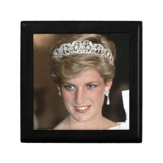 Sunning! HRH Princess of Wales Jewelry Box