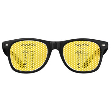 Beach Themed Sunny 16 rule retro sunglasses