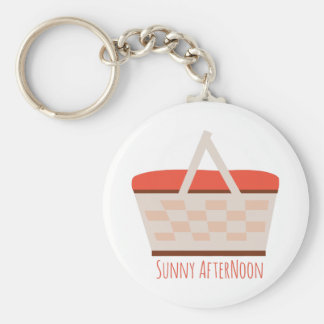 Sunny Afternoon Keychains