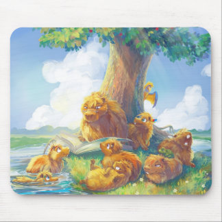 Sunny Afternoon Mouse Pad