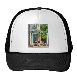 Sunny Afternoon New Castle DE Mesh Hat