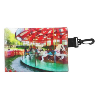 Sunny Afternoon on the Carousel Accessories Bag