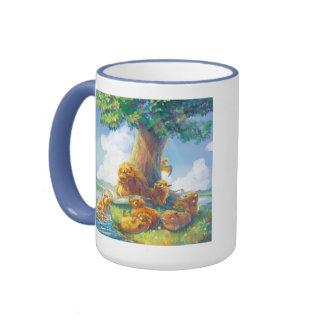 Sunny Afternoon Ringer Coffee Mug