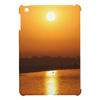 Sunny afternoon sunset iPad mini cases
