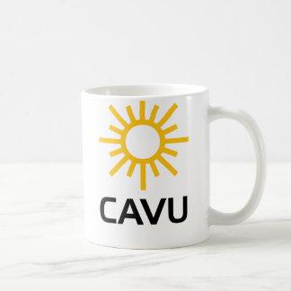 Sunny Aviation Lingo CAVU Coffee Mug