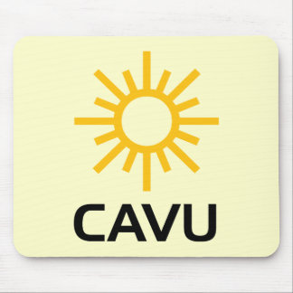 Sunny Aviation Lingo CAVU Mouse Pad
