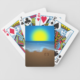 Sunny Beach Playing Cards