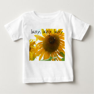 Sunny Bees - Busy, Busy, Busy Baby T-Shirt