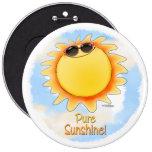 Sunny & Bright Sunshine button