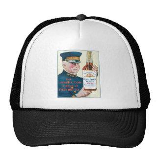 Sunny Brook Whiskey Vintage Drink Ad Art Trucker Hat