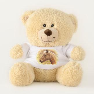 Sunny Brown Horse Teddy Bear