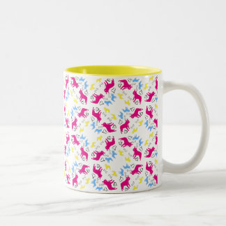 Sunny Bulldogs Coffee Mugs