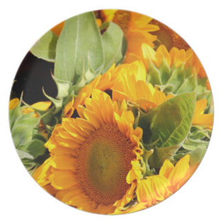 Sunny Bunch Plate