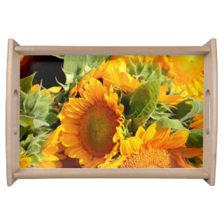 Sunny Bunch Serving Tray