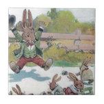 Sunny Bunny Shouts GO Tiles