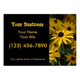 Sunny business card