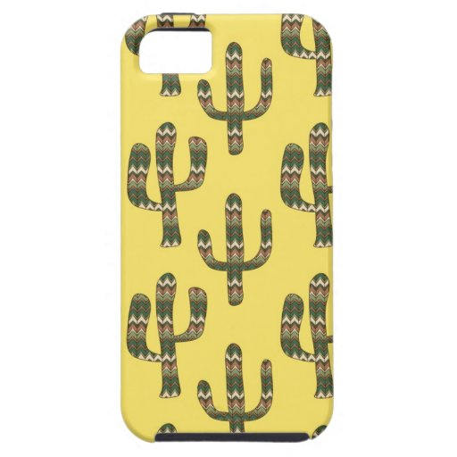 Sunny cactus cover for iPhone 5/5S