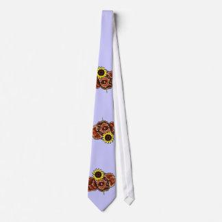 Sunny Chocolate Labradoodle Off-Leash Art™ Tie