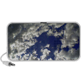 Sunny Clouds Mix Mp3 Speakers