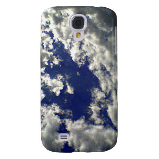 Sunny Clouds Mix Samsung Galaxy S4 Cover