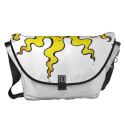 Sunny Courier Bag