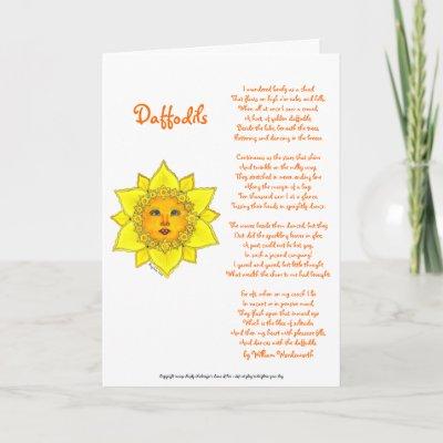 daffodils essay