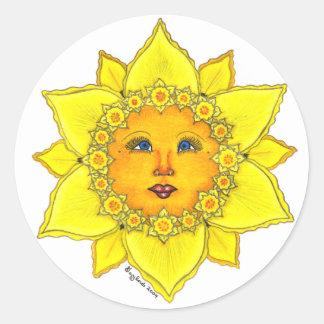 Sunny Daffodil - Stickers