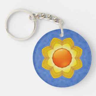 Sunny Day   Acrylic Keychains, 6 styles Keychain