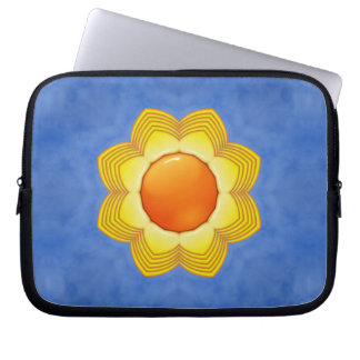 Sunny Day Colorful Neoprene Laptop Sleeves