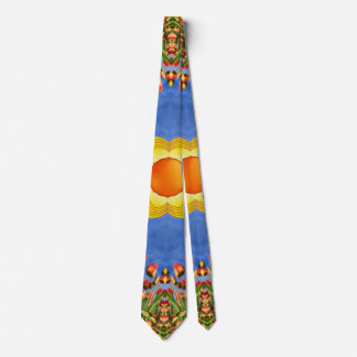 Sunny Day Colorful Ties