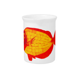 SUNNY DAY CRUISE DRINK PITCHER