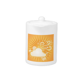 Sunny Day Design - Teapot