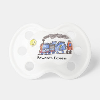 Sunny Day Edward's Express Pacificer BooginHead Pacifier