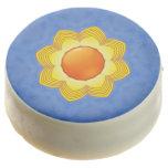 Sunny Day Kaleidoscope Dipped Oreo® Cookies