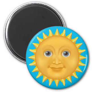 Sunny Day Magnet