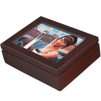 Sunny Day Memory Box