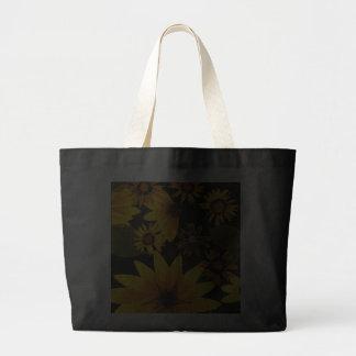 Sunny Day Sunflower Tote Jumbo Tote Bag