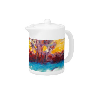 Sunny Day Teapot