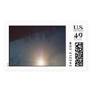 SUNNY DAYS AHEAD STAMPS