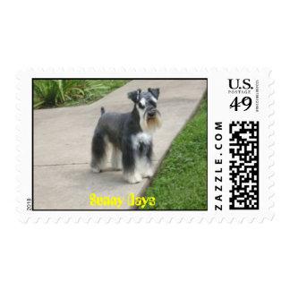 Sunny Days Stamp