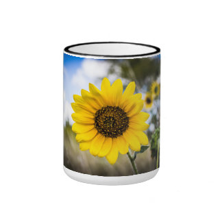 Sunny Daze Ringer Coffee Mug