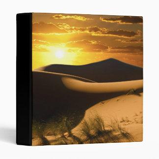 Sunny Desert Binder