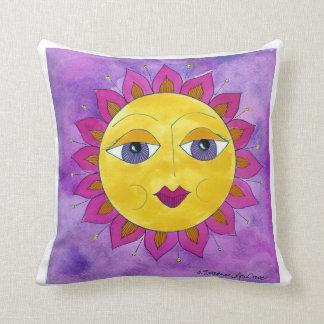 Sunny Disposition Too! ~ Cotton MoJo Pillow