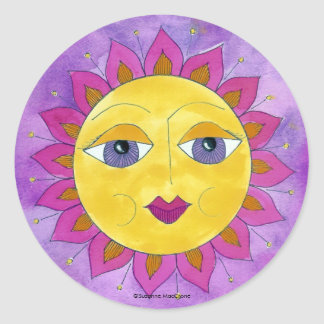 Sunny Disposition Too ~ Stickers