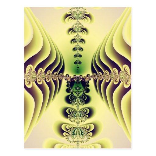 Sunny Fairytale Post Cards