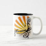 Sunny Floral Graphic Minnesota Mug