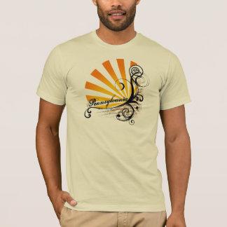 Sunny Floral Graphic Pennsylvania T-Shirt Mens